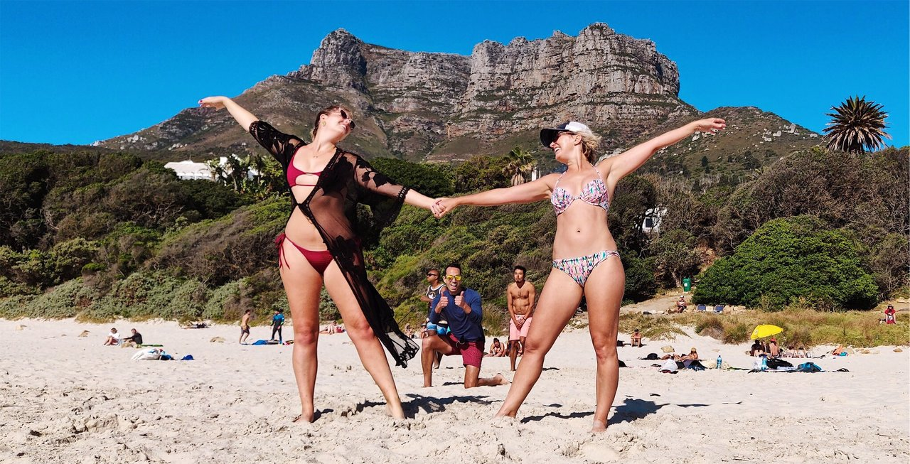 Digital nomads in Cape Town, South Africa