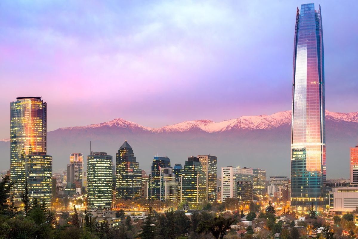 Skyline-Santiago-Chile