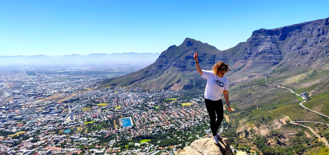 remote-worker-hiking-in-cape-town